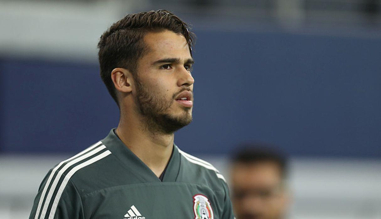 Diego Reyes. (Getty Images)