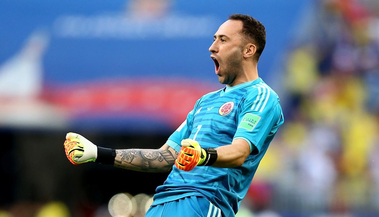 David Ospina (Colombia) | Foto: Getty Images