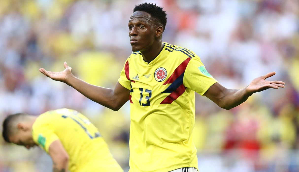 Yerry Mina (Colombia) | Foto: Getty Images