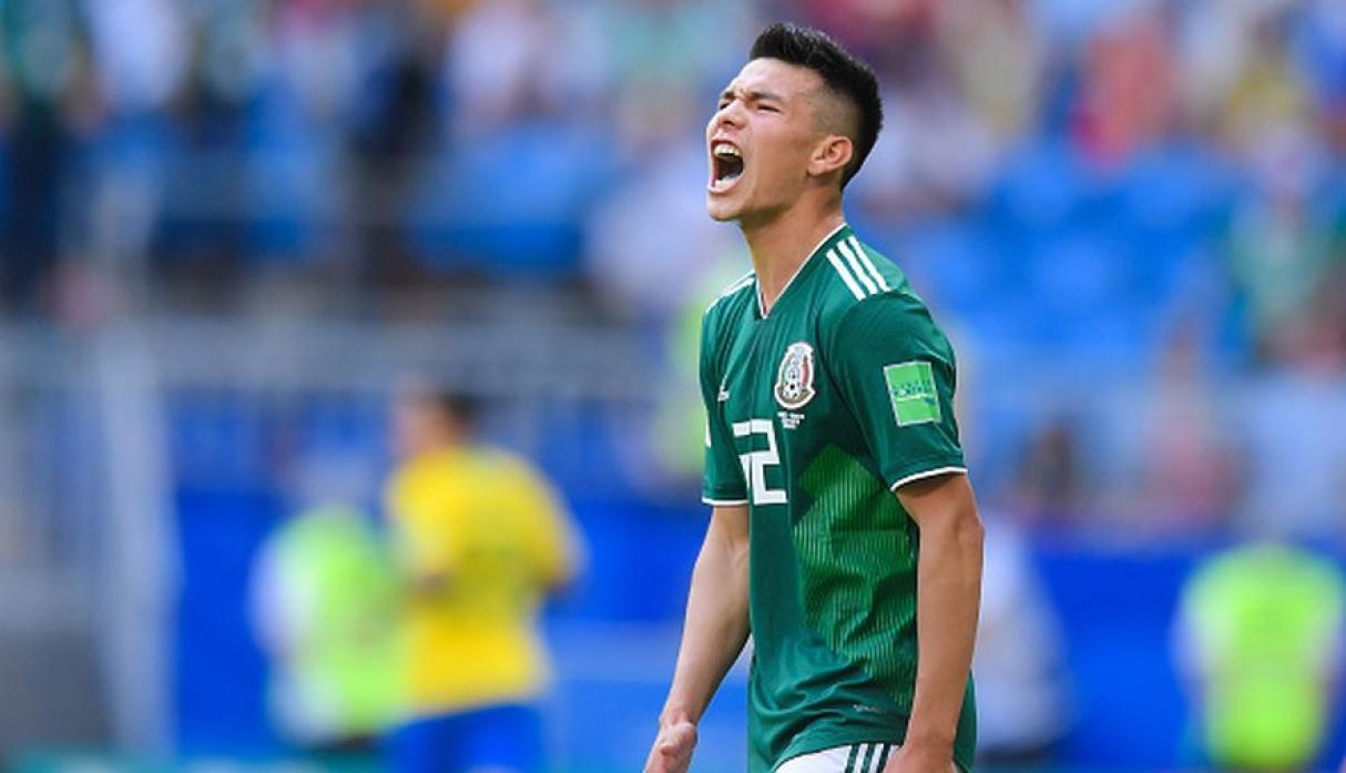 Hirving Lozano - Arsenal (Foto: Getty Images).