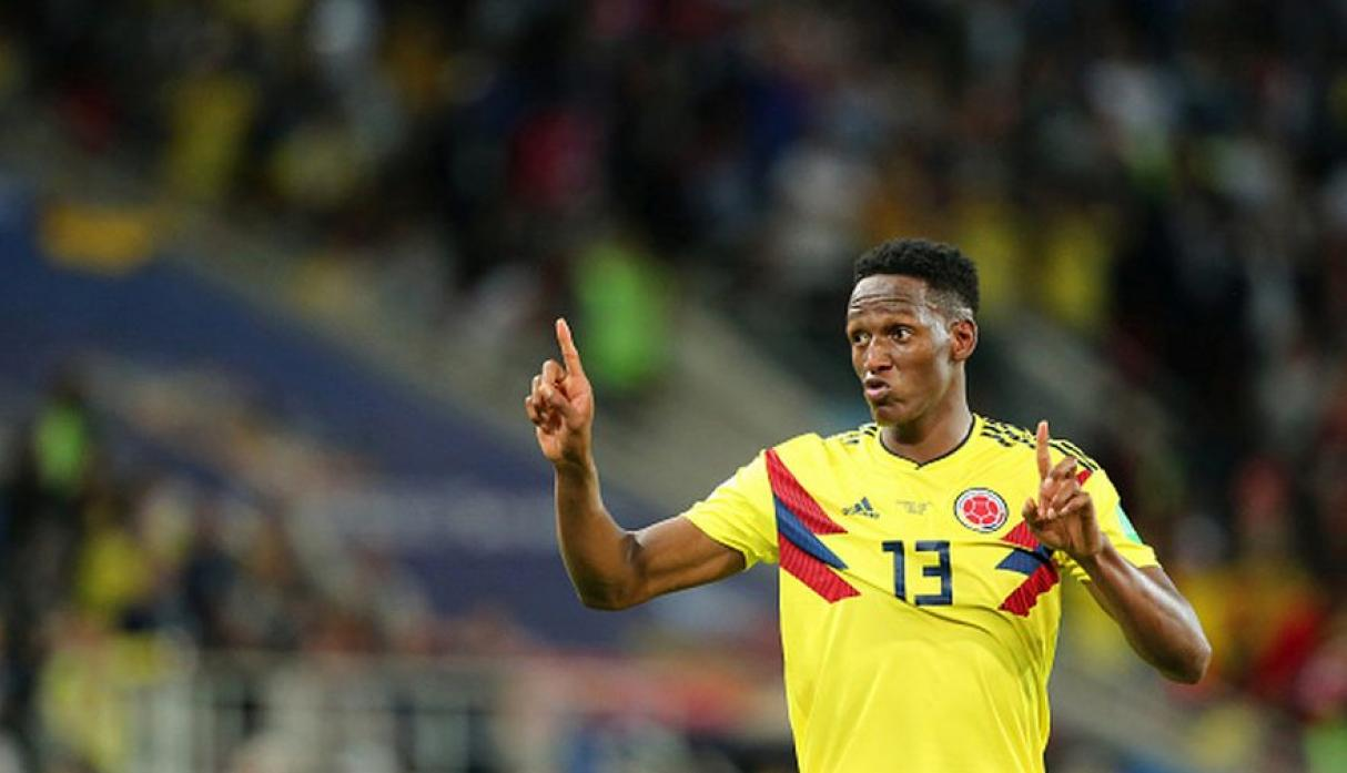 Yerry Mina - Liverpool (Foto: Getty Images).