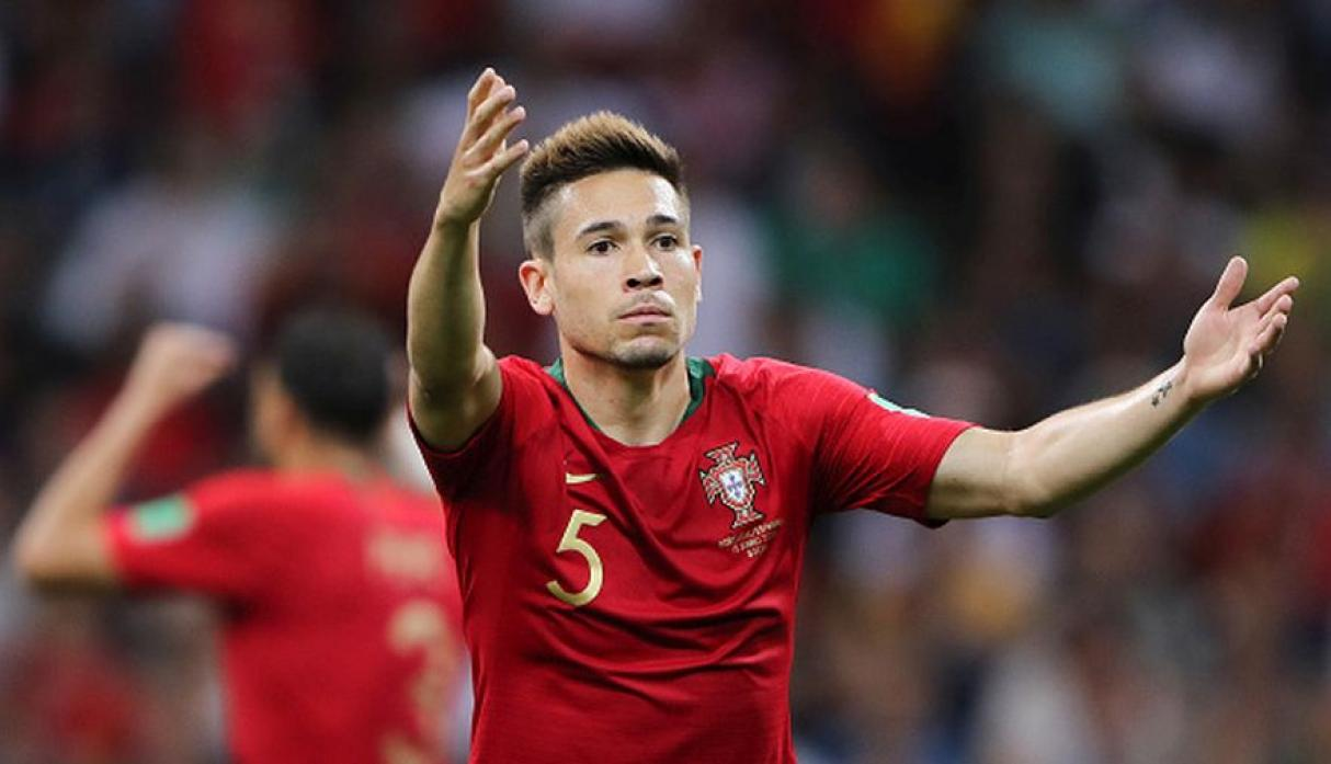 Raphael Guerreiro - Real Madrid (Foto: Getty Images).