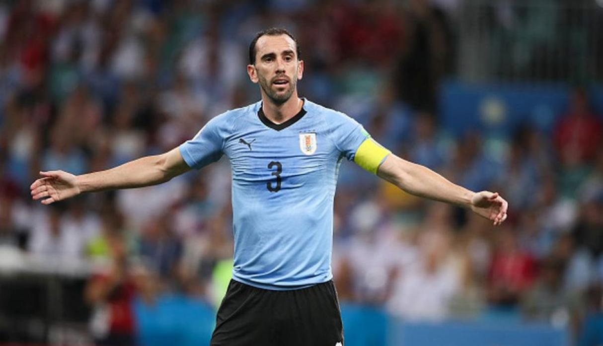 Diego Godín - Juventus (Foto: Getty Images).