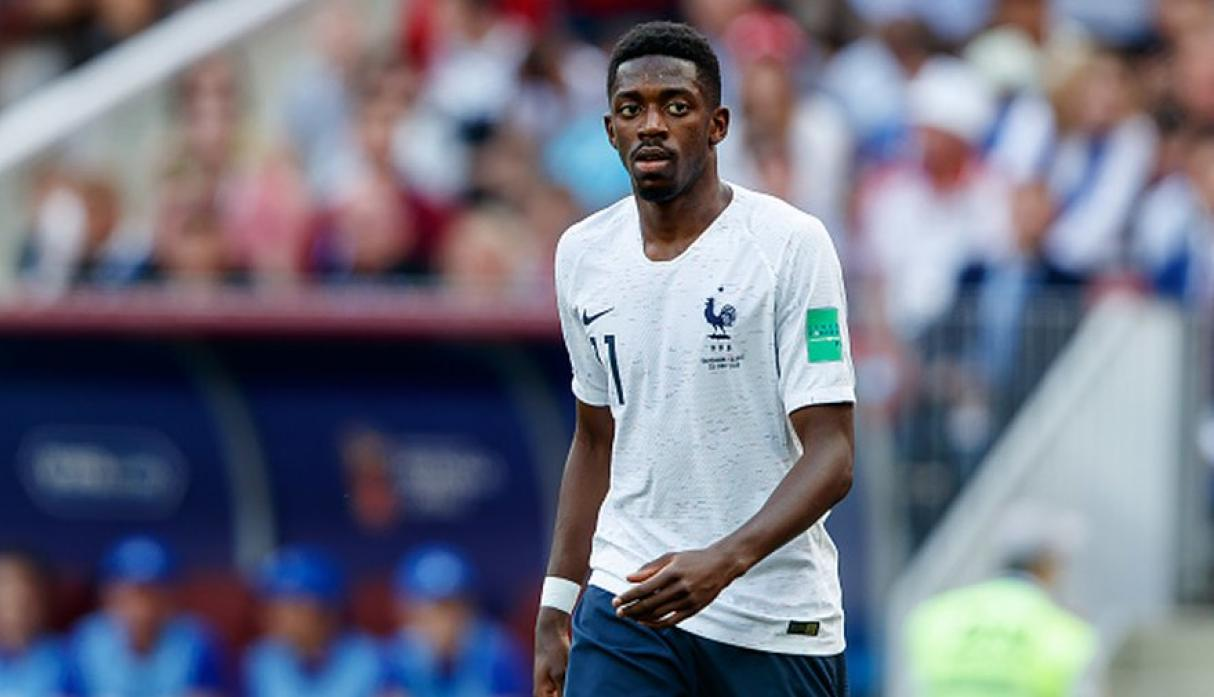 Ousmane Dembélé - PSG (Foto: Getty Images).