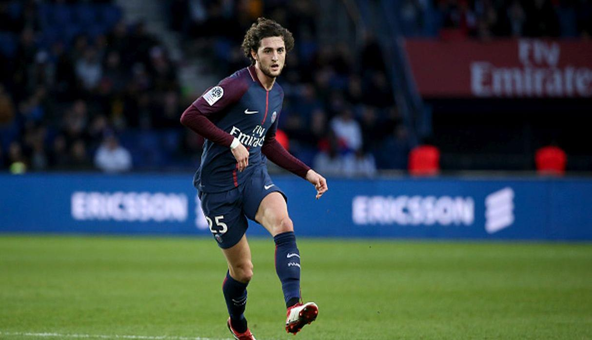 Adrien Rabiot. (Getty Images)