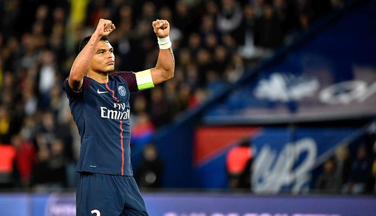 Thiago Silva. (Getty Images)