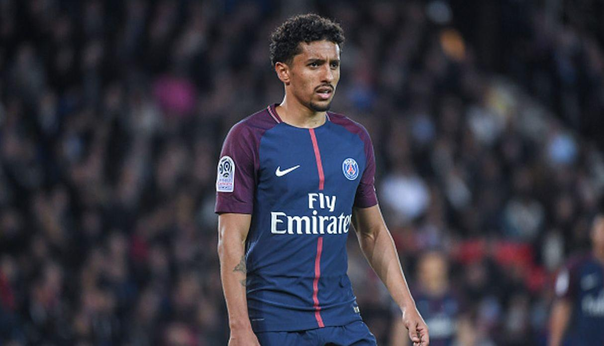 Marquinhos. (Getty Images)