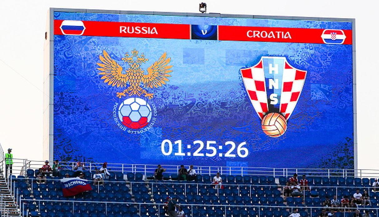 Croacia vs Rusia
