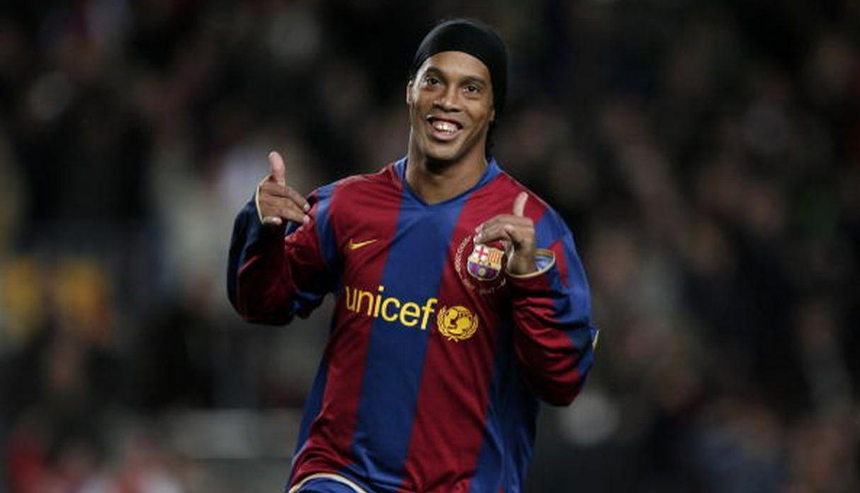 Ronaldinho | AC Milan pagó 25 millones. (Getty Images)