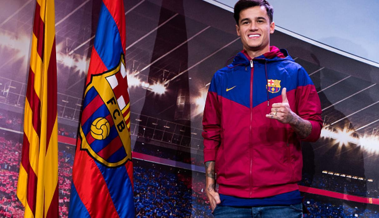 Philippe Coutinho (2018)