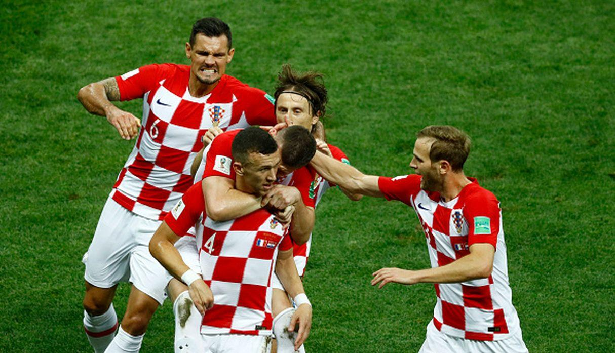 2. Croacia. (Getty Images)