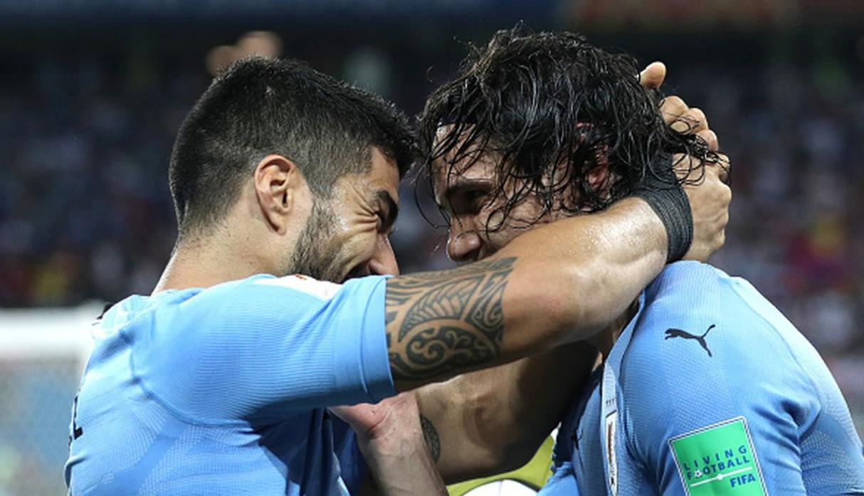 5. Uruguay. (Getty Images)