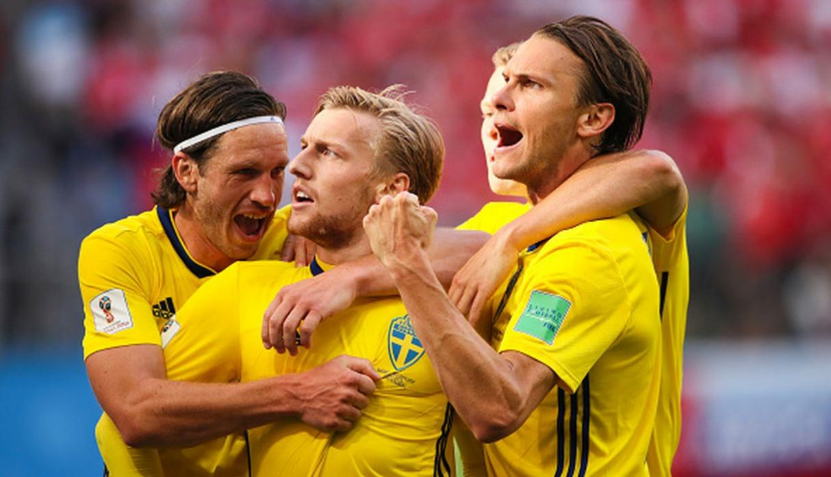 7. Suecia. (Getty Images)