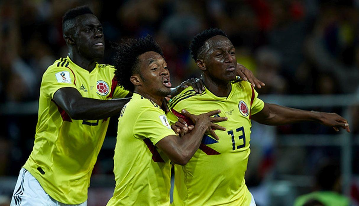 9. Colombia. (Getty Images)