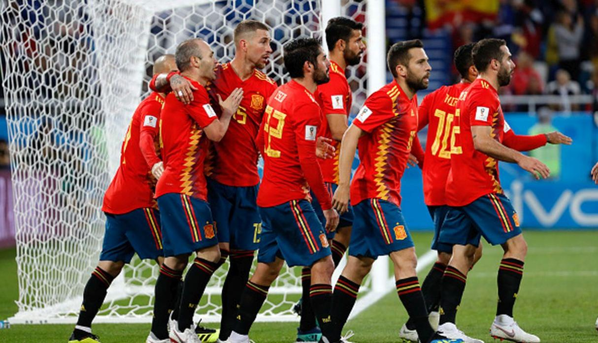 10. España. (Getty Images)