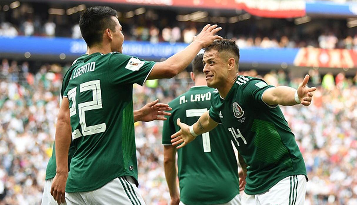 12. México. (Getty Images)