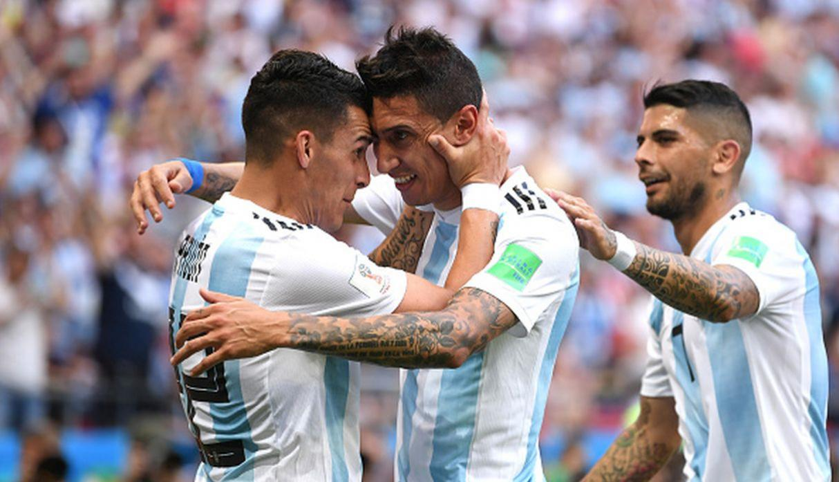 16. Argentina. (Getty Images)