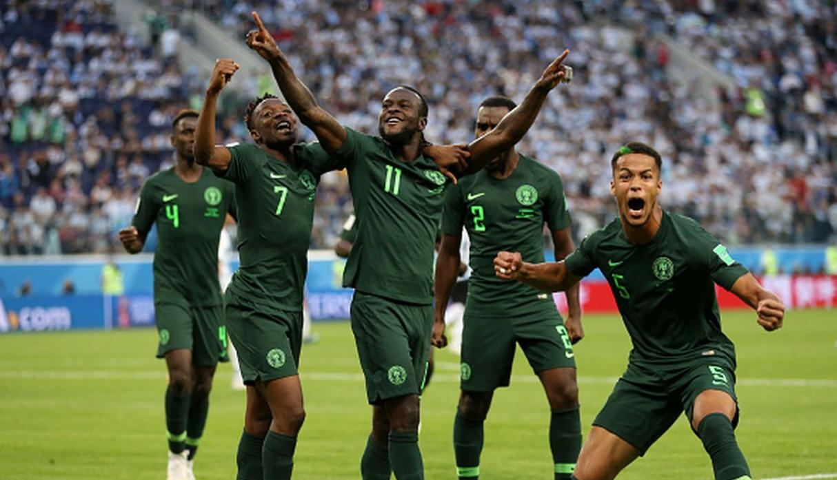 21. Nigeria. (Getty Images)