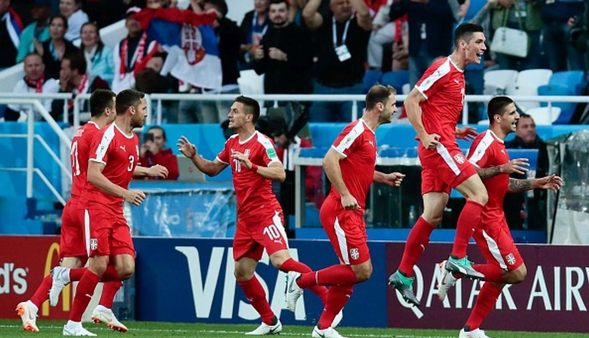 23. Serbia. (Getty Images)