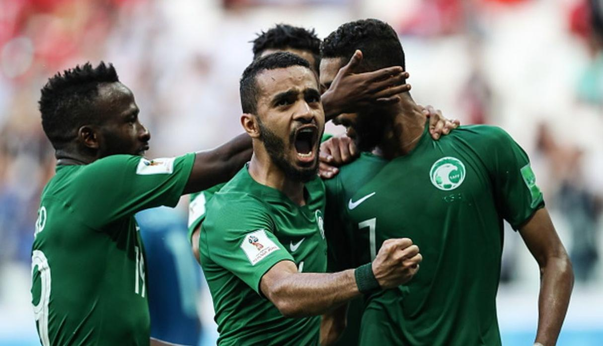 26. Arabia Saudita. (Getty Images)