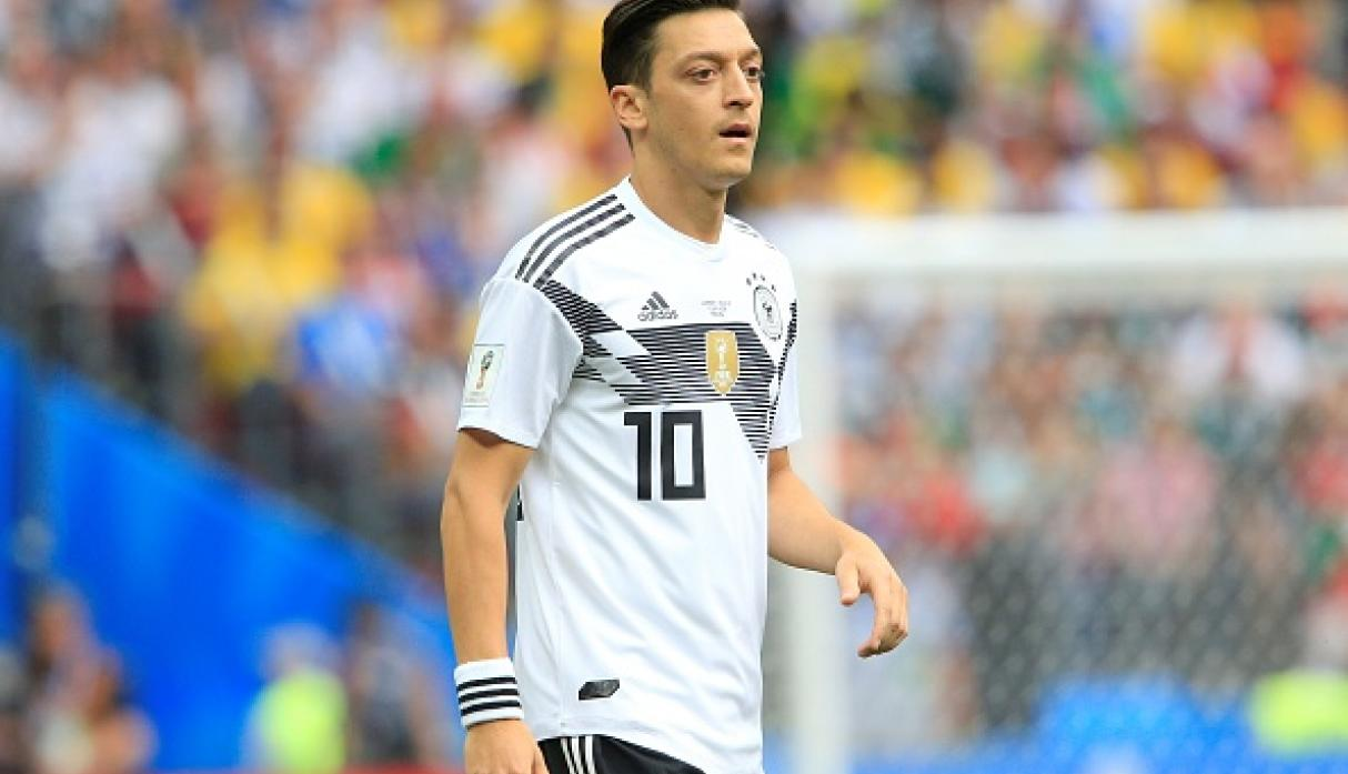 Mesut Özil | Alemania | 45 millones de euros. (Getty Images)
