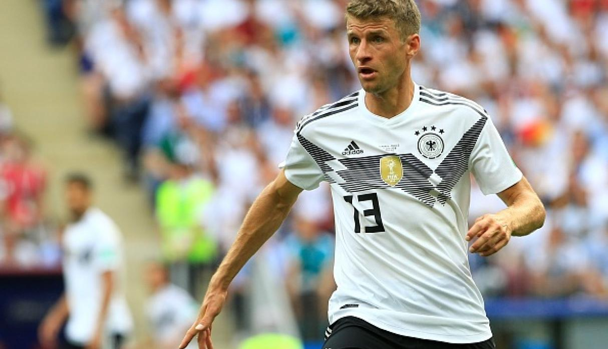 Thomas Müller | Alemania | Bajó a 55 millones de euros. (Getty Images)