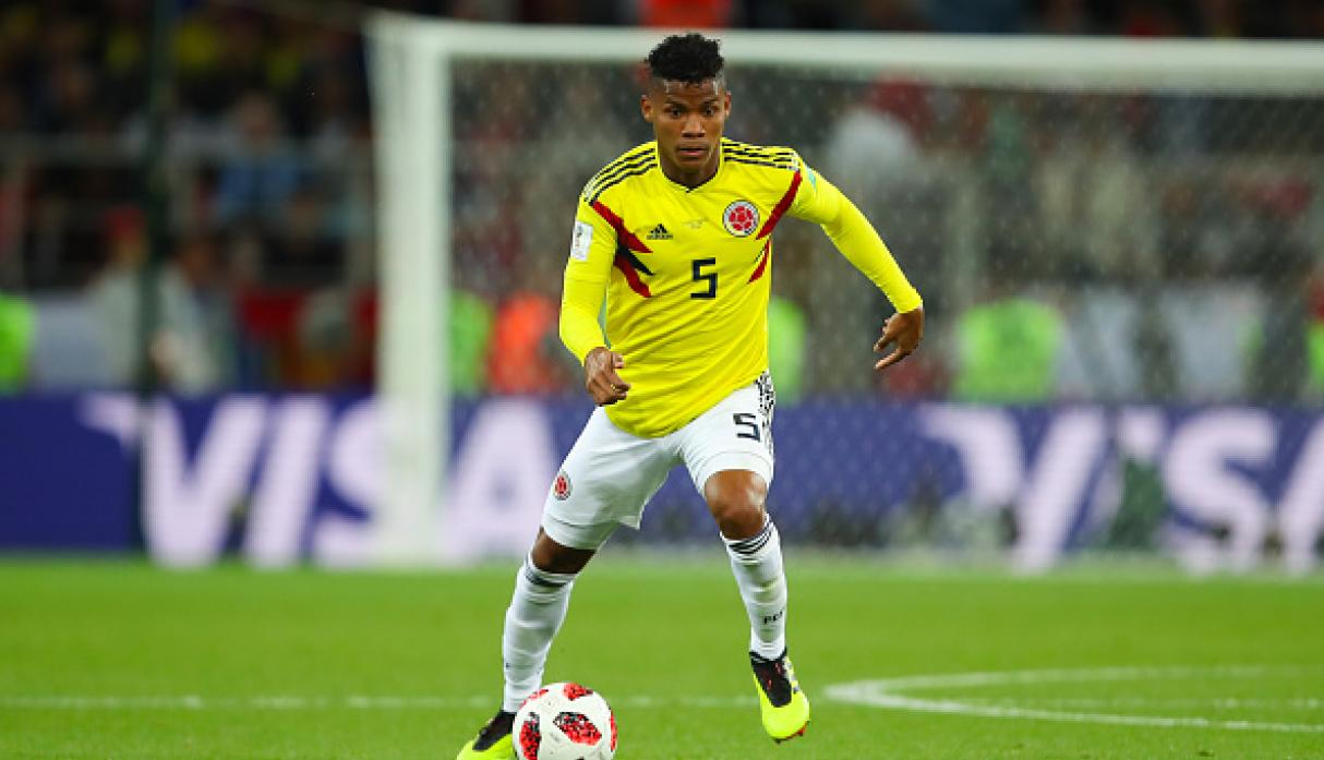 Wilmar Barrios | Colombia | Subió a 10 millones de euros. (Getty Images)