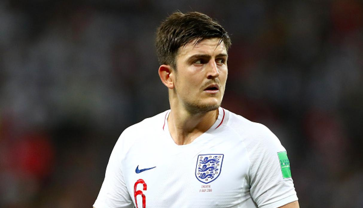 Harry Maguire | Inglaterra | Subió a 35 millones de euros. (Getty Images)
