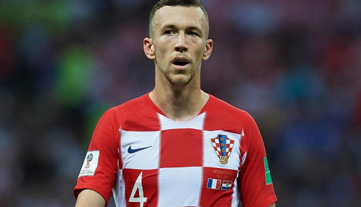 Ivan Perisic | Croacia | Subió a 45 millones de euros. (Getty Images)