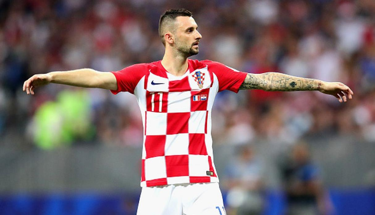 Marcelo Brozovic | Croacia | Subió a 35 millones de euros. (Getty Images)