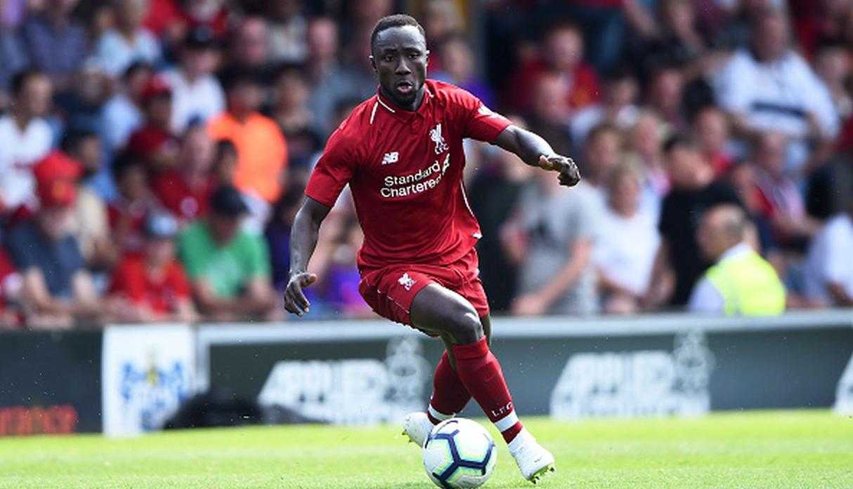 Naby Keita llegó esta temporada al Liverpool. (Getty)