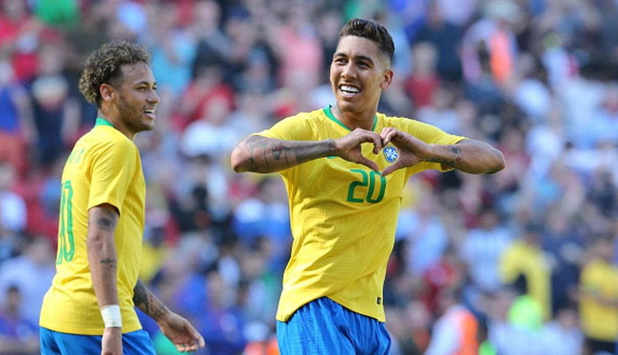 Firmino jugó el Mundial 2018. (Getty)