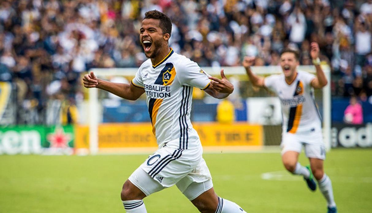 Giovani dos Santos | Los Angeles Galaxy. (Getty Images)