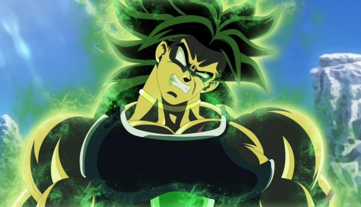 Dragon Ball Super Broly En Espanol Latino Acabo Siendo Pirateada En