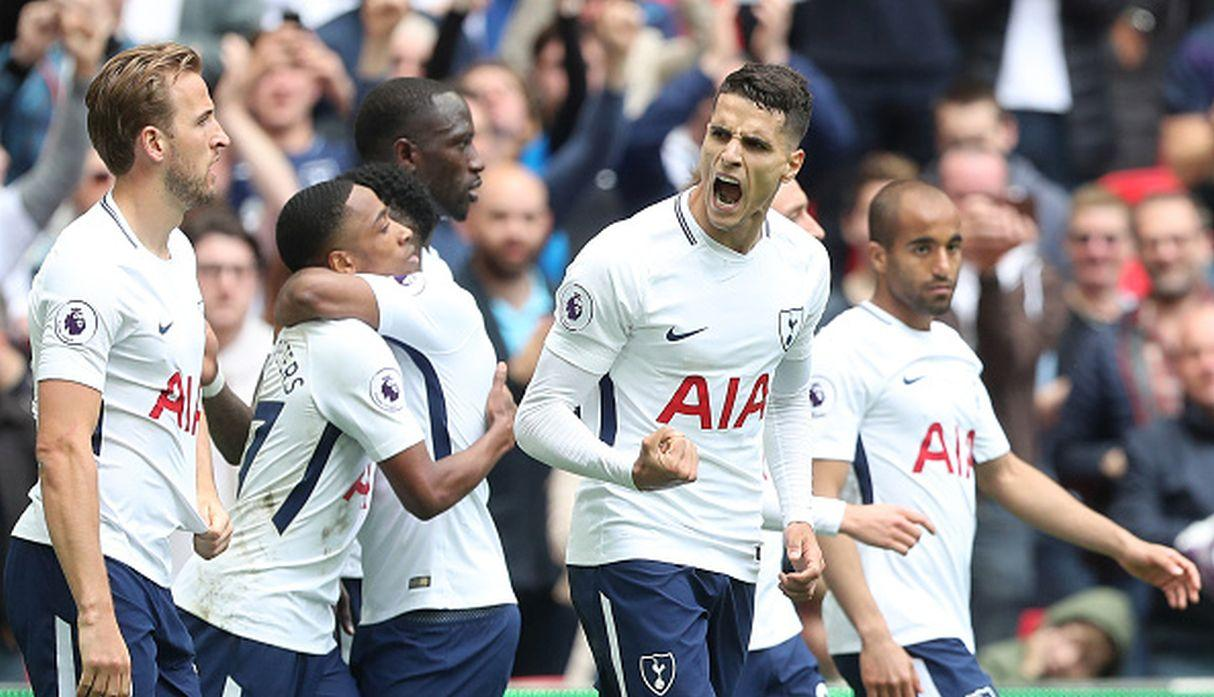 Tottenham | 43.5% (Getty Images)