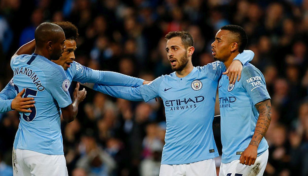 Manchester City | 38.7% (Getty Images)