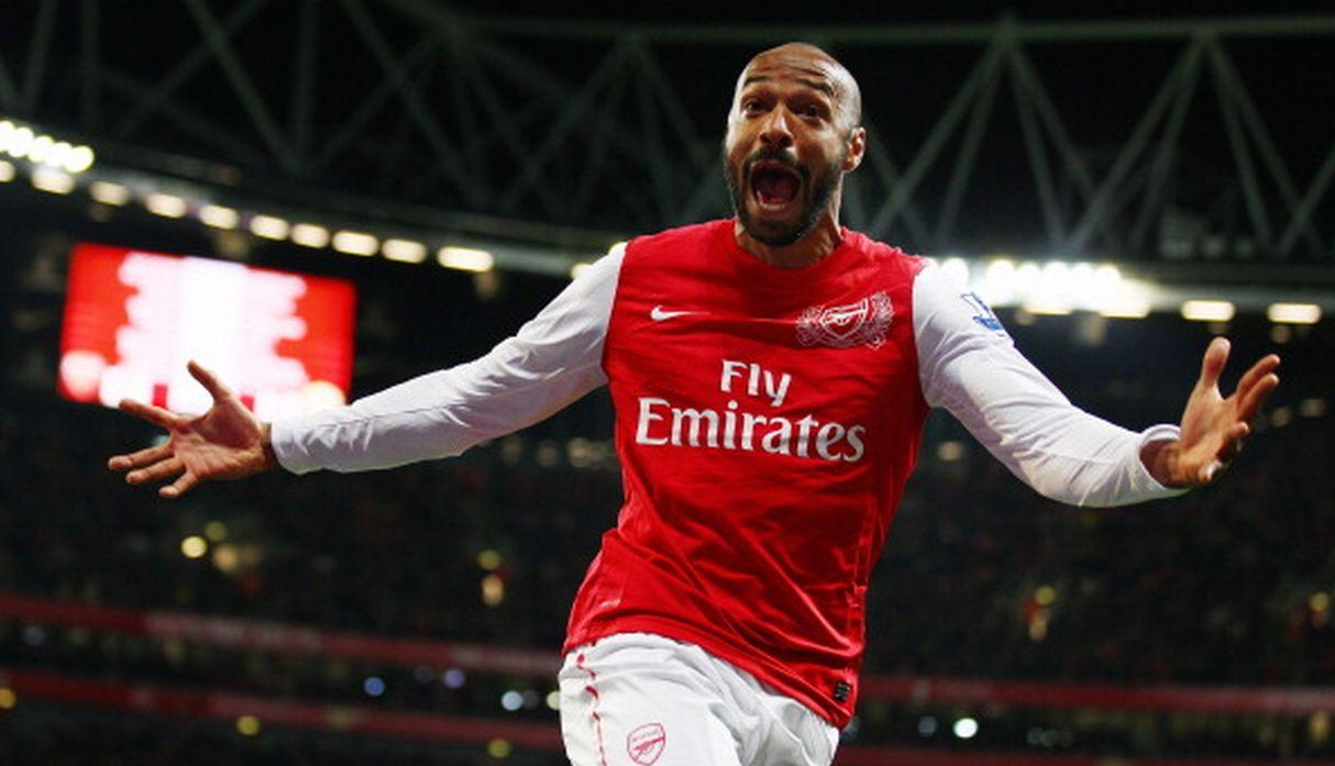 Thierry Henry. (Getty Images)