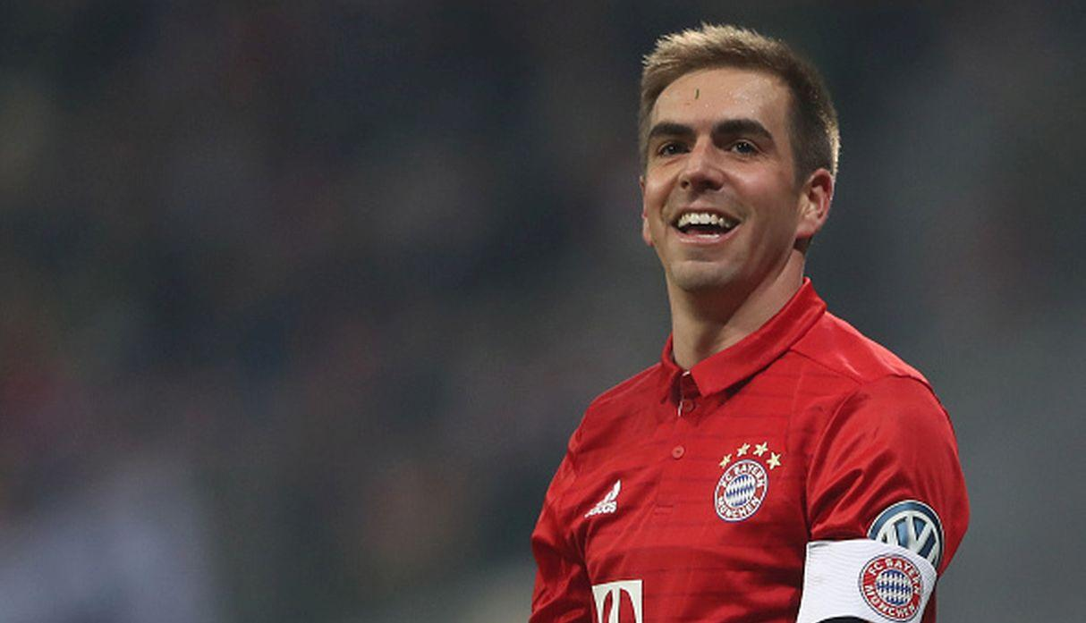 Philipp Lahm. (Getty Images)