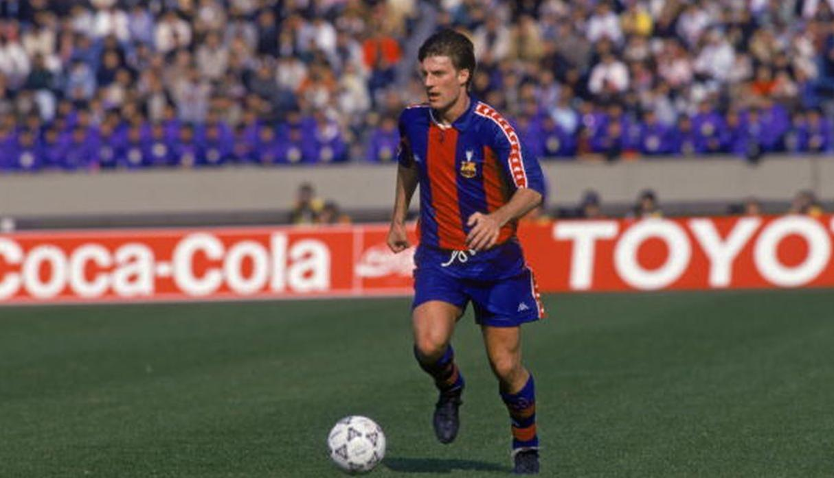 Michael Laudrup. (Getty Images)