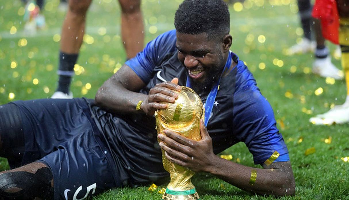 Umtiti. (Getty)