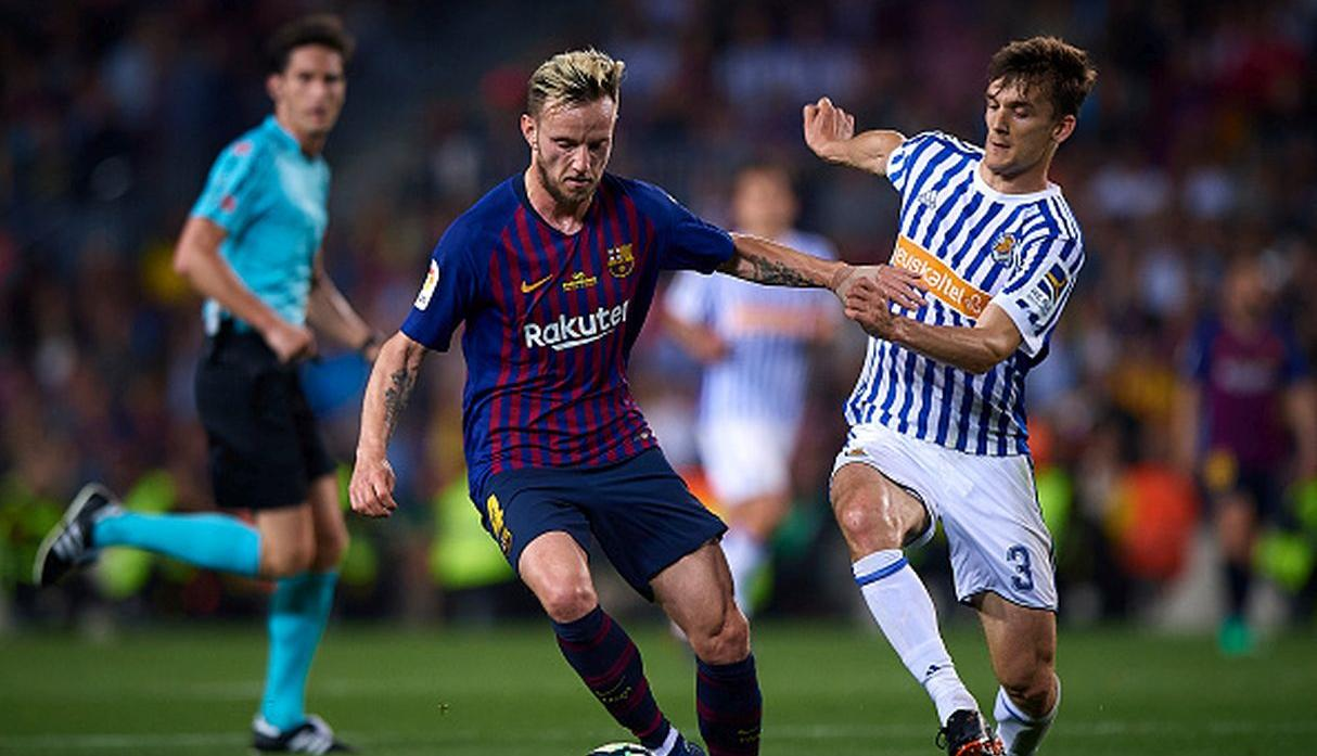 Rakitic. (Getty)