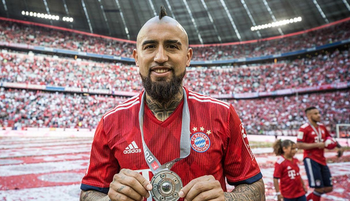 Vidal. (Getty)