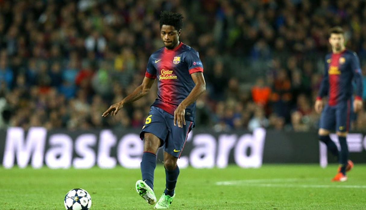 Alex Song. (Getty Images)