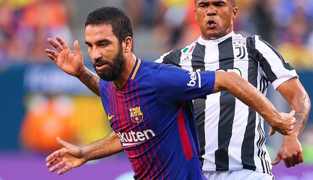 Arda Turan. (Getty Images)