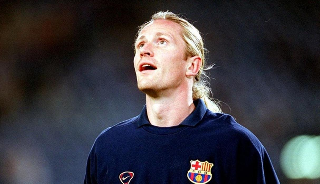 Emmanuel Petit. (Getty Images)