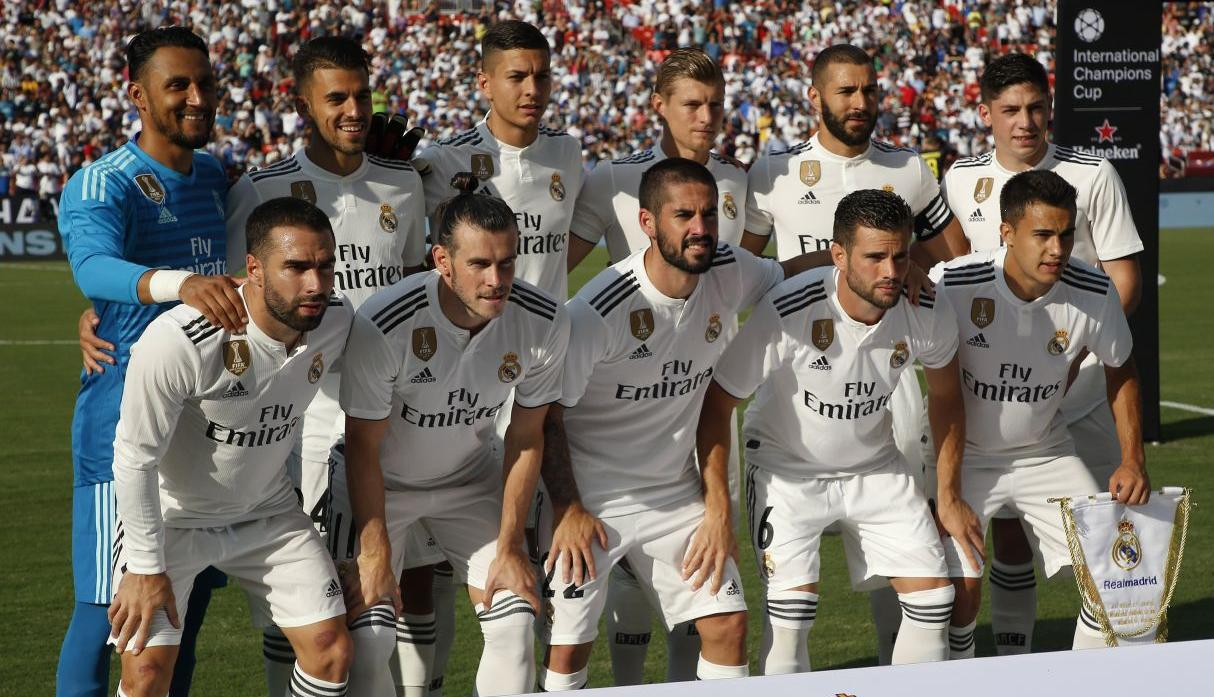Real Madrid. (Getty Images / Difusión)