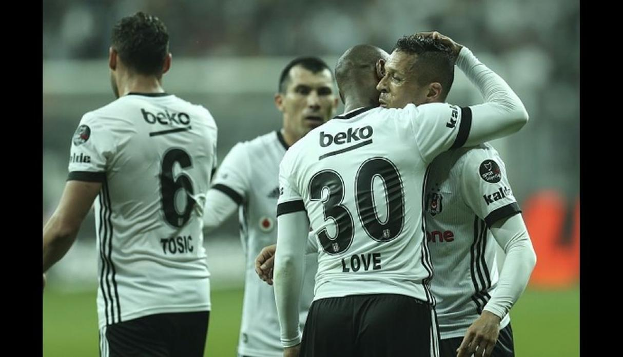 Besiktas. (Getty Images / Difusión)