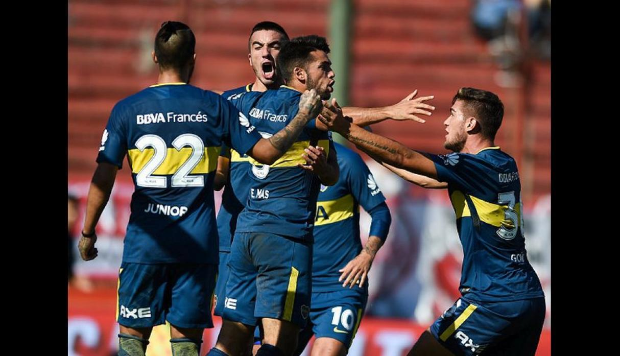 Boca Juniors. (Getty Images / Difusión)