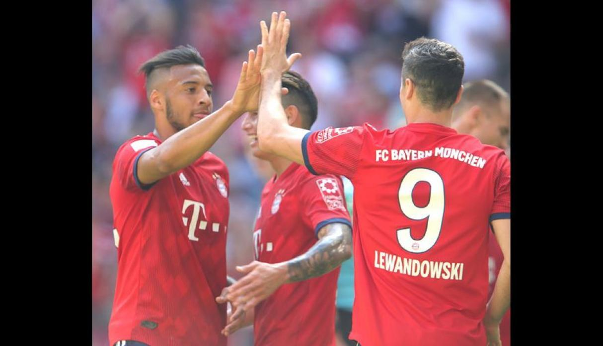 Bayern Munich. (Getty Images / Difusión)