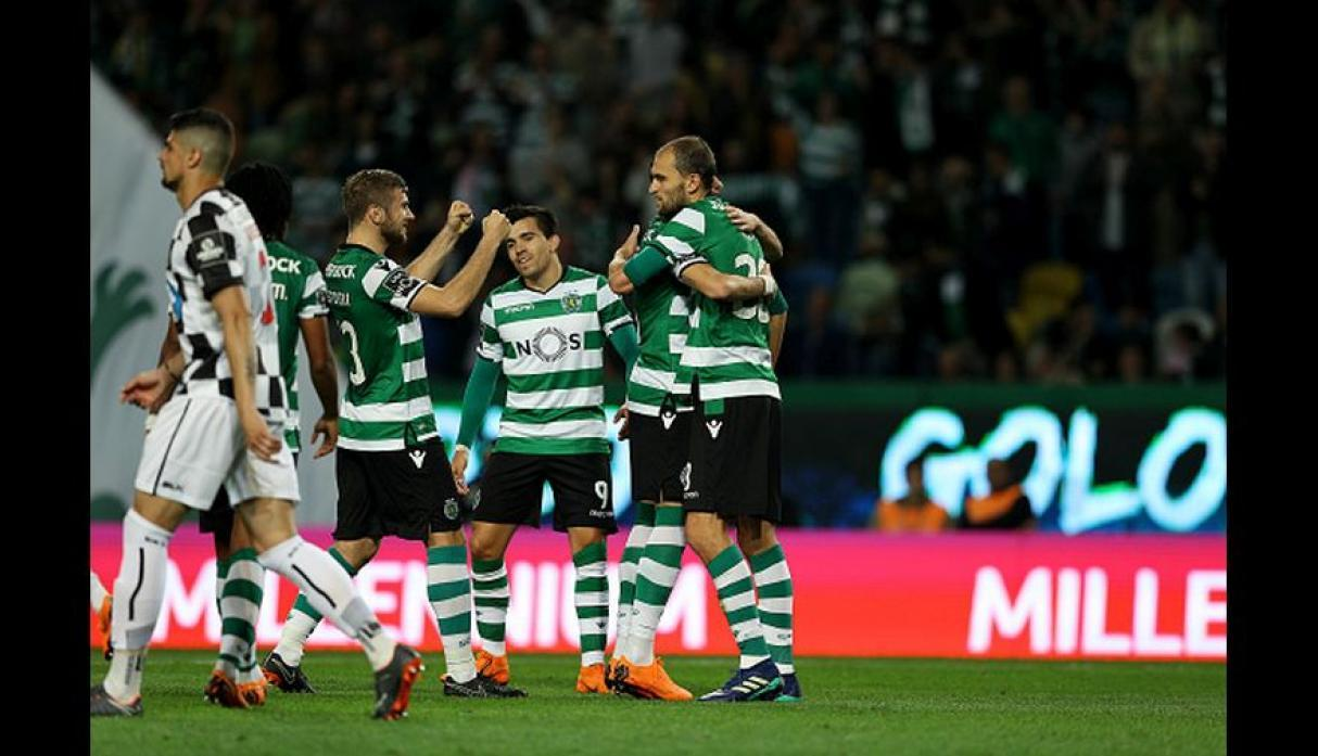 Sporting Lisboa.. (Getty Images / Difusión)